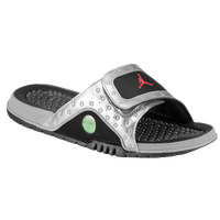 Jordan Hydro Retro 13 - Men's - Silver / Red