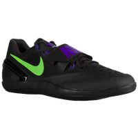 Nike Zoom Rotational 6 - Men's - Black / Light Green