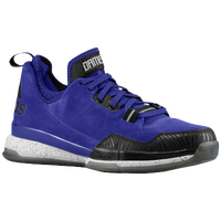 adidas D Lillard 1 - Men's -  Damian Lillard - Purple / Black