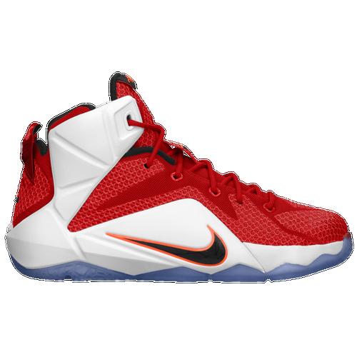 6004f7c5c1721 Lebron 12 Nike Id On Feet Images For Kids Free