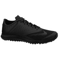 Nike FS Lite Run 2 - Men's - All Black / Black