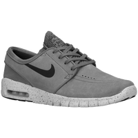 Nike SB Stefan Janoski Max - Men's - Grey / Black