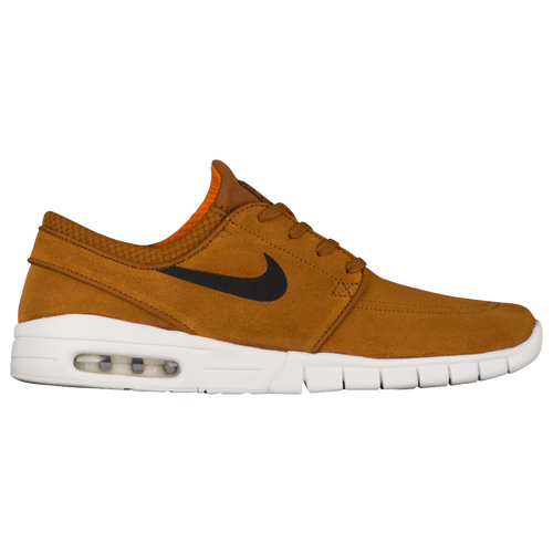 Nike SB Stefan Janoski Max - Men's - Brown / Black