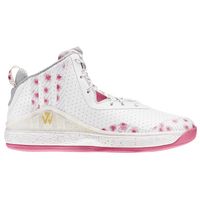 adidas J Wall - Boys' Grade School -  John Wall - White / Pink