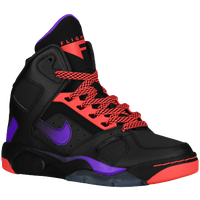 Nike Flight Lite - Boys' Grade School - Black / Purple