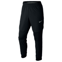 Nike LeBron Hyperelite Winterized Pants - Men's -  LeBron James - Black / Grey