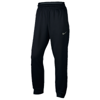 Nike LeBron Elite Cuffed Pants - Men's -  Lebron James - Black / Black