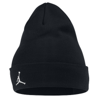 Jordan Air Beanie - Adult - All Black / Black