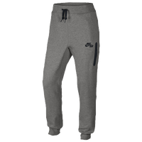 Nike BB Pivot Cuff Pants - Men's - Grey / Black