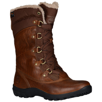 Timberland Mount Hope Mid Waterproof Boots - Women's - Brown / Brown