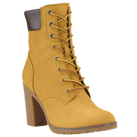 "Timberland Glancy 6"" Boots - Women's - Gold / Brown"