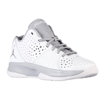 Jordan 5 AM - Boys' Grade School - White / Grey
