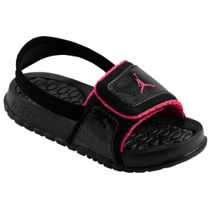 Jordan Hydro II - Girls' Toddler - Black/Pink