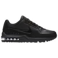 sports shoes 551d8 184eb Nike Air Max LTD - Men s - All Black   Black