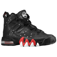 Nike Air Max Barkley - Men's -  Charles Barkley - Black / Red