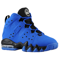Nike Barkley Max - Boys' Preschool - Blue / Black