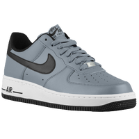 Nike Air Force 1 Low - Men's - Grey / Black