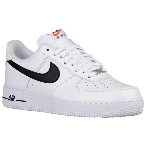 Nike Air Force Low Black Dames