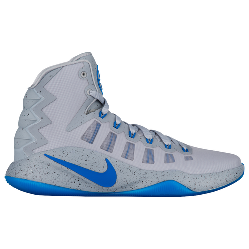 Nike Hyperdunk 2016 - Men\u0026#39;s - Karl-Anthony Towns - Grey / Blue