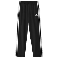 adidas Designator Pants - Boys' Grade School - Black / White