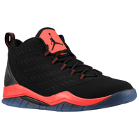 Jordan Velocity - Men's - Black / Orange