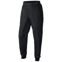 Jordan Fleece Pants - Men's - Grey / Black