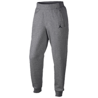Jordan Fleece Pant - Men's - Grey / Grey