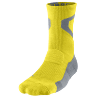 Jordan Jumpman Dri-Fit Crew Socks - Yellow / Grey