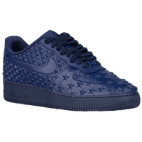 Nike Air Force 1 Low - Men's - Blue / Blue