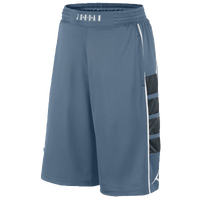 Jordan Cat Scratch Basketball Shorts - Men's - Grey / Black