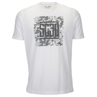 Under Armour SC30 Box Out T-Shirt - Men's -  Stephen Curry - White / Grey