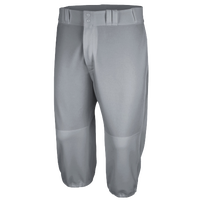 Majestic Cool Base HD Throwback Pant - Men's - Grey / Grey