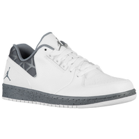 Jordan 1 Flight 3 Low - Men's - White / Grey