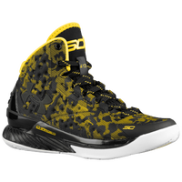 Under Armour Curry One - Boys' Grade School - Black / Yellow