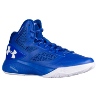 Under Armour Clutchfit Drive II - Boys' Grade School - Blue / White