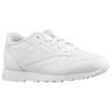 Reebok Classic Leather - Boys' Preschool - All White / White