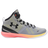 Under Armour Curry 2 - Boys' Preschool -  Stephen Curry - Grey / Yellow