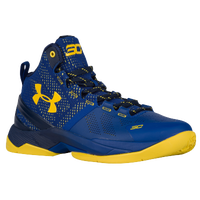 Under Armour Curry 2 - Boys' Preschool -  Stephen Curry - Blue / Yellow