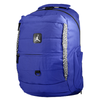 Jordan Ele Vation Backpack - Youth - Blue / Grey