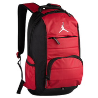 Jordan All World Backpack - Red / Black