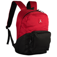 Jordan Ele Elite Backpack - Youth - Black / Red