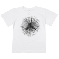 Jordan Supersonic T-Shirt - Boys' Grade School - White / Black