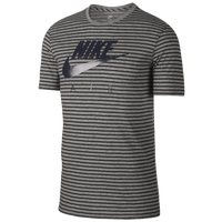 Nike Air Max 90 T-Shirt - Men's - Grey / Navy