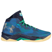 Under Armour Curry 2.5 - Men's -  Stephen Curry - Light Blue / Navy