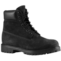 "Timberland 6"" Premium Waterproof Boot - Men's - All Black / Black"