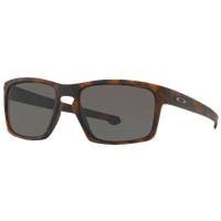 Oakley Silver Sunglasses - Men's - Brown / Grey