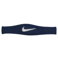 Nike Dri-Fit Bicep Bands - Navy / White
