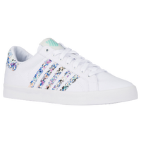 K-Swiss Belmont - Women's - White / Light Green