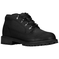 "Timberland 6"" Classic Campsite - Boys' Grade School - All Black / Black"