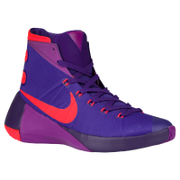 Nike Hyperdunk 2015 - Men's - Purple / Red